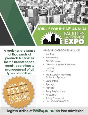 Exhibitor Marketing Tools - WNY Facilities Management Expo